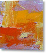Chatter Three Metal Print