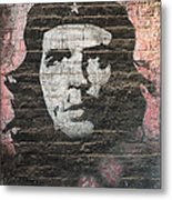 Che Guevara Wall Art In China Metal Print