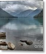 Cheakamus Lake - Squamish British Columbia Metal Print