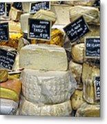 Cheese Metal Print
