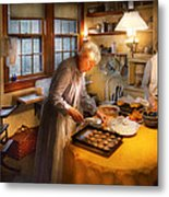 Chef - Kitchen - Coming Home For The Holidays Metal Print