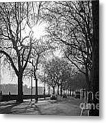 Chelsea Embankment London 2 Uk Metal Print