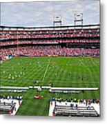Chelsea Vs Manchester City At Busch Metal Print