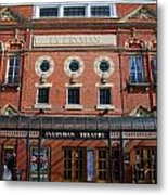 Cheltenham Theatre Metal Print
