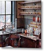 Chemist - Perfume Science  Metal Print