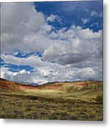 Cherry Springs Area 1 Metal Print by Roger Snyder
