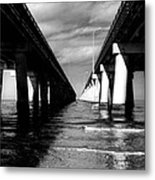 Chesapeake Bay Bridge II Metal Print