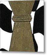 Chess Queen Metal Print