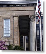 Chester County Court House-side View Metal Print