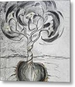 Chestnut The Noble Metal Print