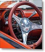 Chevrolet Bel Air Metal Print