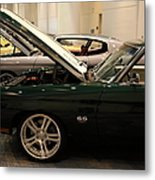 Chevrolet Chevelle Ss 5d26877 Metal Print
