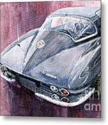 Chevrolet Corvette Sting Ray 1965 Metal Print