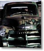 Chevrolet Truck Metal Print