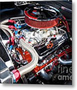 Chevy 396 Metal Print
