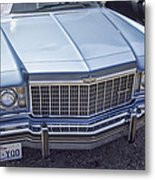 Chevy Caprice  Metal Print