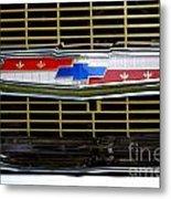 Chevy Emblem Metal Print