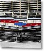 Chevy Nation 1957 Bel Air Metal Print