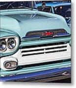 Chevy Truck Metal Print