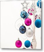 Chic Tree Metal Print