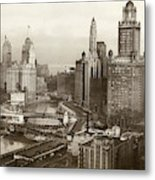 Chicago, 1931 Metal Print