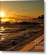 Chicago -20  Metal Print