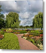 Chicago Botanical Gardens - 97 Metal Print by Ely Arsha