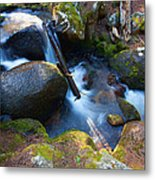 Chicago Creek #3 Metal Print