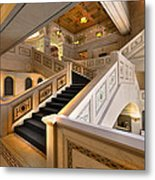 Chicago Cultural Center Metal Print