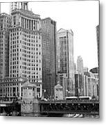 Chicago Downtown 2 Metal Print