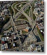 Chicago Highways 04 Metal Print