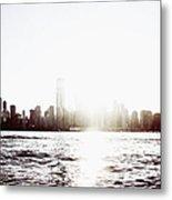 Chicago Skyline II Metal Print