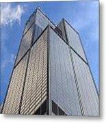 Willis Tower Metal Print