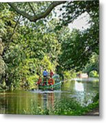 Chichester Canal Metal Print