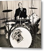 Chick Webb (1909-1939) Metal Print by Granger