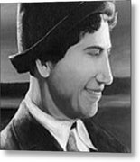 Chico Marx Metal Print by Peggy Dreher