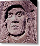 Chief-cochise-2 Metal Print
