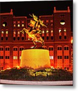 Chief Osceola And Renegade Unconquered Metal Print