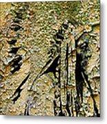 Chief Sitting Bull History Metal Print