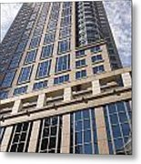 Chifley Tower Officce Building In Sydney Metal Print