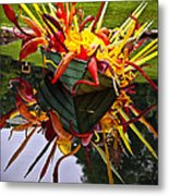 Chihuly Float Metal Print