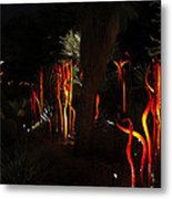 Chihuly In The Garden 2013_001 Metal Print