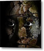 Child Of The Forest Metal Print