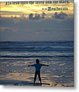 Child Of The Universe Metal Print