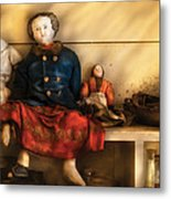 Children - Toys - Assorted Dolls Metal Print