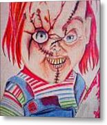 Child's Play 2 Metal Print