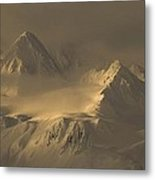 Chilkat Range Metal Print