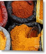 Chilli Powders 2 Metal Print
