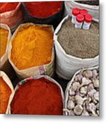 Chilli Powders 4 Metal Print