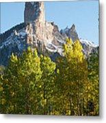 Chimney Rock - Colorado  Metal Print